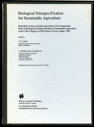 Biological Nitrogen Fixation for Sustainable Agriculture (Developments in Plant and Soil...