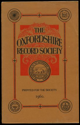 Henley Borough Records: Assembly Books i-iv, 1395-1543--Issued for the Year 1960. P. M. Briers