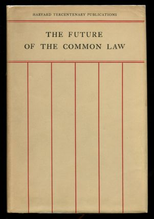 The Future of the Common Law. n/a