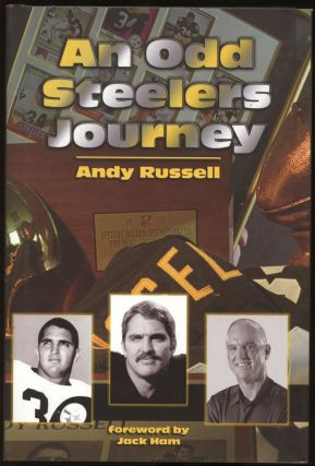 An Odd Steelers Journey. Andy Russell