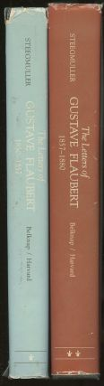 The Letters of Gustave Flaubert, 1830-1857 and 1857-1880 [Two volume complete set