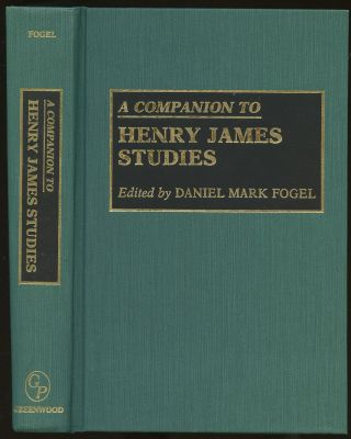 A Companion to Henry James Studies