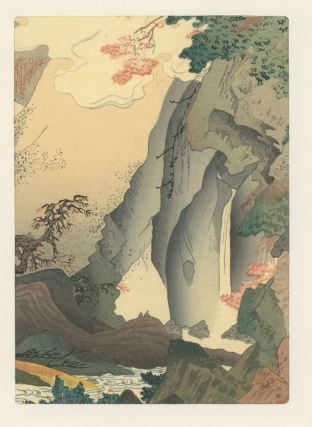 Wood Block Prints: Selected Japanese Old Pictures. 6 Prints a Set with an Explanation