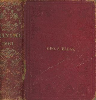 The Legislative Manual of the State of New York, 1861