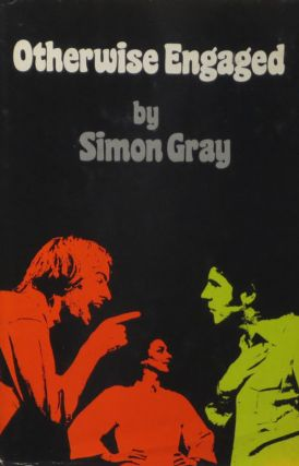10 Books Signed By Simon Gray - After Pilkington (1987);...