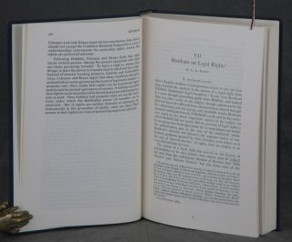 Philosophy of Law, Volume 2 - Rights and Their Foundations