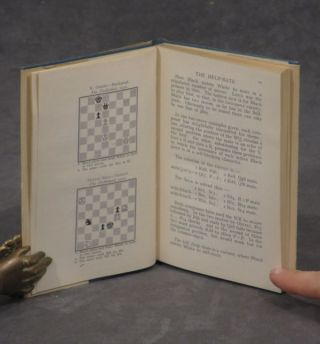Chess Cameos: A Treatise on the Two-Move Problem