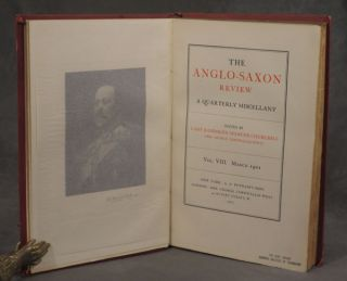 The Anglo-Saxon Review, vol. VIII, March 1901
