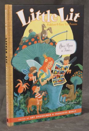 Little Lit - Folklore & Fairy Tale Funnies (SIGNED!)