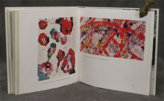 SAM FRANCIS (SIGNED)