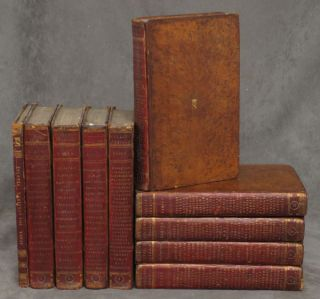 The Peerage of England, 10 volumes, 5th Edition, 1779-1784 --...