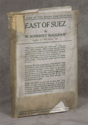 East of Suez - A Play in Seven Scenes