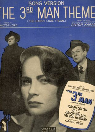 Song Version, The Third Man Theme (The Harry Lime Theme)