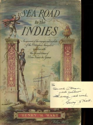 Sea Road to the Indies: An Account of the Voyages...