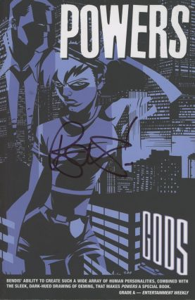 Powers Vol. 14: Gods. Brian Michael Bendis, Michael Avon Oeming