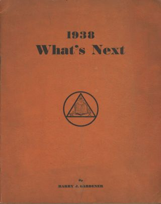 1938 What's Next