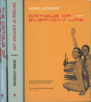 Critique of Everyday Life: Volumes 1, 2, and 3 (Three volume set)