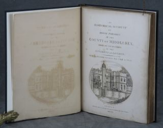 An Historical Account of those parishes in the County of Middlesex, which are not described in the Environs of London