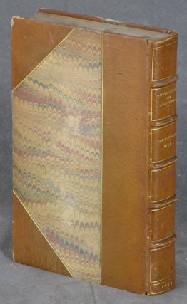 Dissertations and Discussions, Political, Philosophical, and Historical (1859 - 1867), 3 volumes