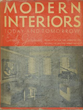 Modern Interiors: Today and Tomorrow--A Critical Analysis of Trends in...