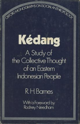 Kedang: A Study of the Collective Thought of an Eastern...