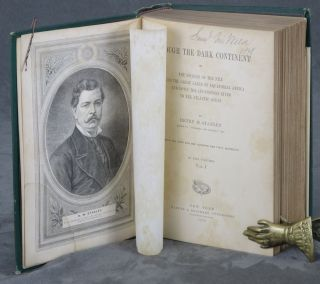 Through the Dark Continent, or the Sources of the Nile... 2 volumes, 1879