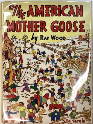 The American Mother Goose