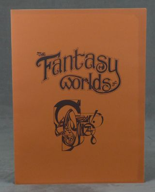 The Fantasy Worlds of Alex Nino (SIGNED, LIMITED EDITION)