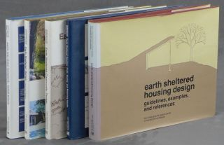 Earth Sheltered Homes: Plans and Designs; Earth Sheltered Community Design...