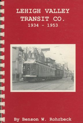 Lehigh Valley Transit Co. 1934-1953