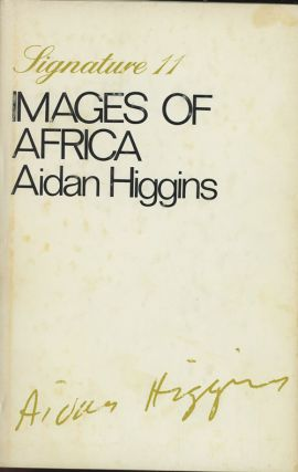 Images of Africa: Diary (1956-60)