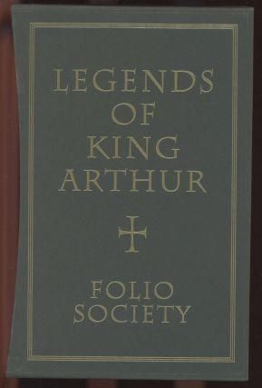 Legends of King Arthur (Three volume complete set--Arthur, The Holy...