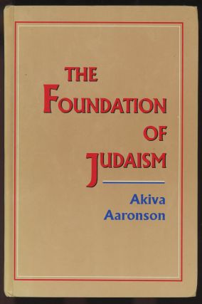 The Foundation of Judaism