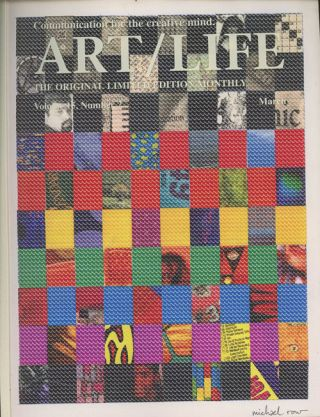 ART/LIFE - Volume 15, Number 2, March 1995 (LIMITED EDITION)