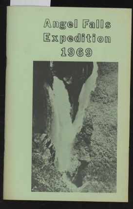 Angel Falls Expedition, 1969