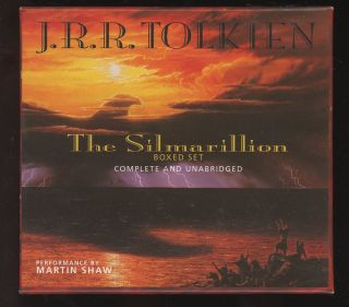 The Silmarillion: Complete and Unabridged on 13 compact discs (audiobook)