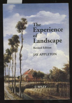 The Experience of Landscape. Jay Appleton