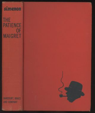 The Patience of Maigret. Georges Simenon, Geoffrey Sainsbury