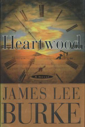 Heartwood (Signed first edition). James Lee Burke
