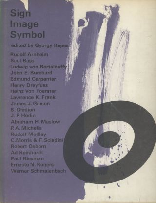 Vision + Value Series, Complete in 6 volumes: The Education of Vision; Structure in Art and Science; The Nature and Art of Motion; Module, Symmetry, Proportion, Rhythm; Sign, Image, Symbol; and The Man-Made Object