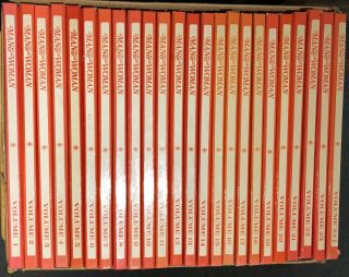 Man & Woman: The Encyclopedia of Adult Relationships (Complete in 24 Volumes)