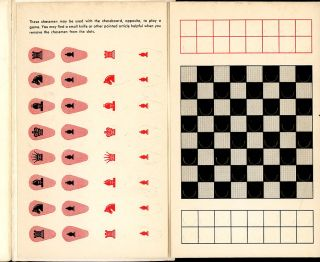 First Book of Chess, with Pocket Chessboard