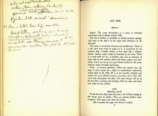 I Am a Camera (First edition signed by Christopher Isherwood)