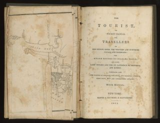 The Tourist, or Pocket Manual for Travellers on the Hudson...