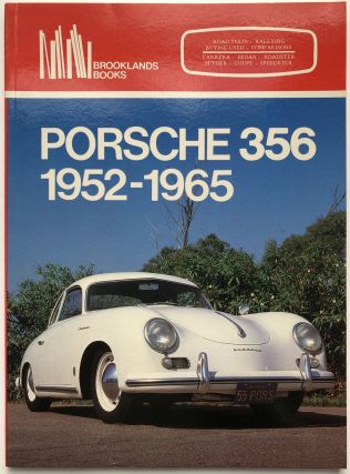 Porsche 356 1952-1965. Brooklands Books