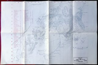 1959 Map: Main post and Lawson Army Air Field, Fort Benning, Georgia; Special composite map, Fort Benning, Georgia