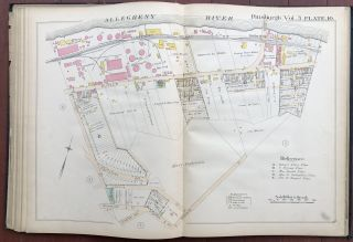 Atlas of the City of Pittsburgh, Vol. III (3), comprising Wards 15, 17, 18, 19 & 21 (Strip District, Lawrenceville, Highland Park, East Liberty &c.)