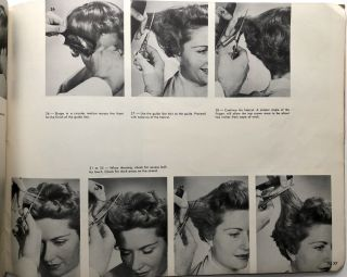 Shear Artistry, The Creation and Control of Style Through Haircutting (1958)