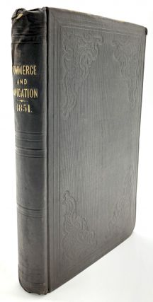 Tables of Commerce and Navigation of the United States, for the Fiscal Year 1851