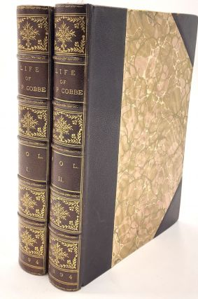 Life of Frances Power Cobbe written by herself, 2 volumes. Frances Cobbe